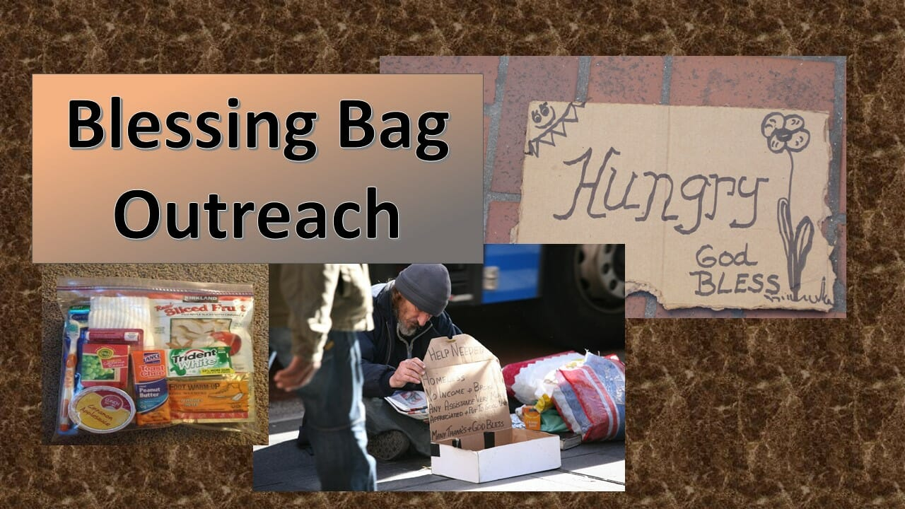 Blessing Bags